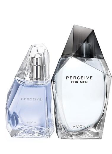 Avon Perceive Kadın Erkek Parfüm Set Renkli